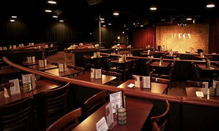 Brea Improv - Brea: $24 for Comedy-Show Package with Six Shows and One Appetizer at Brea Improv (Up to $159.75 Value)