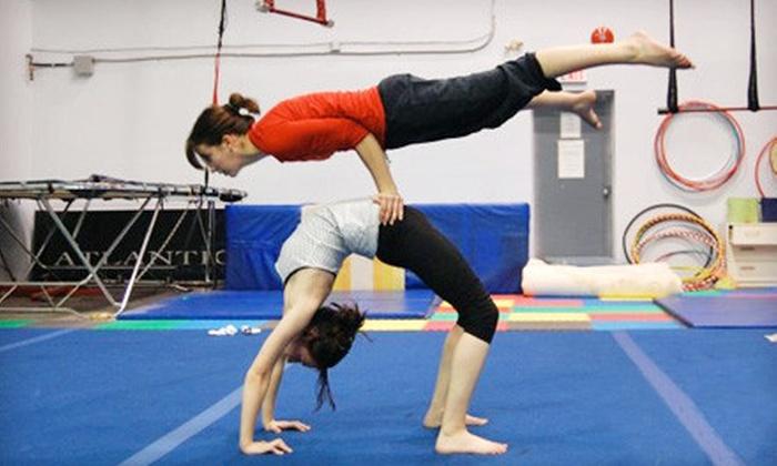 Atlantic Cirque - Dartmouth: $129 for a Five-Day Children's Winter Wonder Cirque Camp at Atlantic Cirque ($275 Value)