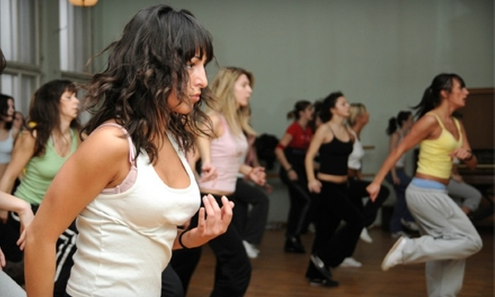 Center Stage Dance Studio - Cheektowaga: $20 for Eight Zumba Fitness Classes at Center Stage Dance Studio ($49 Value) in Cheektowaga