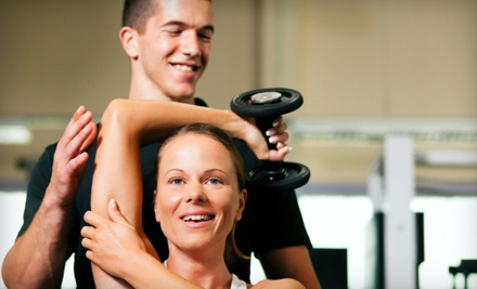 Five 60-Minute Personal-Training Sessions - Endurance Fitness in Swansea