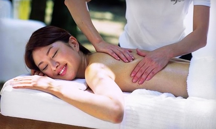 Orient Retreat Spa - Richmond: Sodium Power Massage or Golden-Spoon Facial at Orient Retreat Spa in Richmond