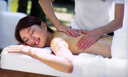 Orient Retreat Spa: 1 Sodium Power Massage - Orient Retreat Spa in Richmond
