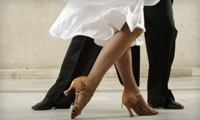 American Ballroom Dance Institute - North Creek: $45 for 11 Drop-In Dance Classes at American Ballroom Dance Institute in Bothell ($100 Value)
