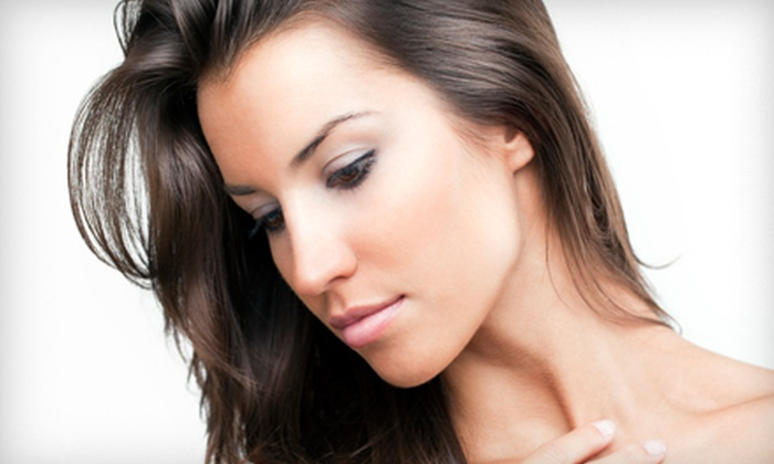 Salon Savvy - Bethpage: $50 Worth of Hair Services
