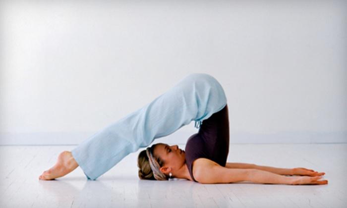 Yoga 108 - Leonidas: $59 for 10 Bikram Yoga Classes at Yoga 108