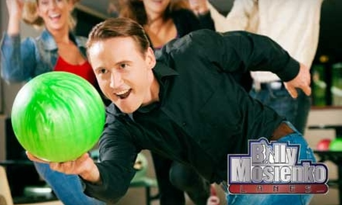 Mosienko Lanes - St. John's: $15 for One Hour of Bowling, a Bucket of Popcorn, and a Pitcher of Soda at Mosienko Lanes ($35 Value)