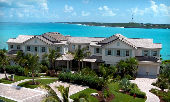 Grand Isle Resort & Spa - Great Exuma: Three- or Five-Night Stay for Two or Four in a One- or Two-Bedroom Villa at Grand Isle Resort & Spa in the Bahamas
