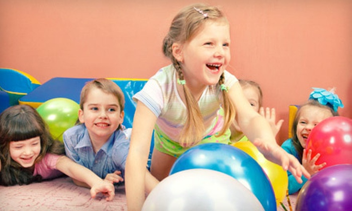 Toddle Town & More - Lancaster: 6 or 12 Open-Play Visits to Toddle Town & More (Up to 57% Off)