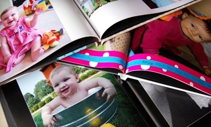 Inkubook: $15 for $55 Worth of Keepsake Photo Books from Inkubook