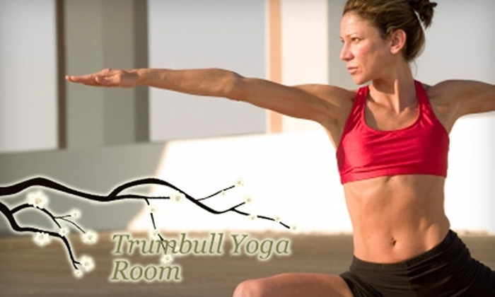 The Yoga Room - Howland: $30 for Five Yoga, Pilates, or Tai Chi Classes at The Yoga Room ($60 Value)