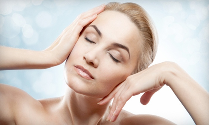 Sapphire Advanced Aesthetics - Plymouth - Wayzata: Sun-Spot-Removal Treatment or MicroLaser Peel at Sapphire Advanced Aesthetics in Plymouth (Up to 74% Off)