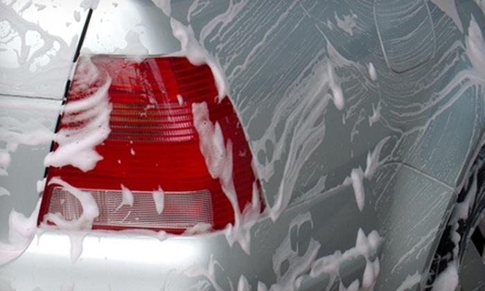 Centerville Car Wash & Café - Centerville: $13 for The Works Car Wash at Centerville Car Wash & Café