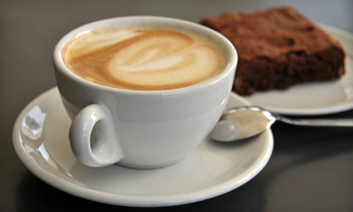 Grounds and Pounds Coffee House - Briargate: Five Coffee Drinks or $7 for $15 Worth of Coffee and Pastries at Grounds and Pounds Coffee House