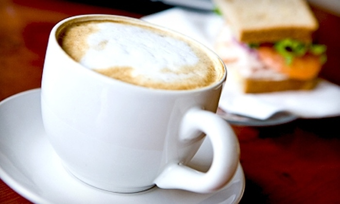 Renee's Espresso and Delivery - Fruitland: $5 for $10 Worth of Coffee Drinks and Café Fare from Renee's Espresso and Delivery in Coeur d'Alene