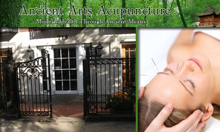 Ancient Arts Acupuncture - Mount Vernon: $42 for Acupuncture Treatment at Ancient Arts Acupuncture