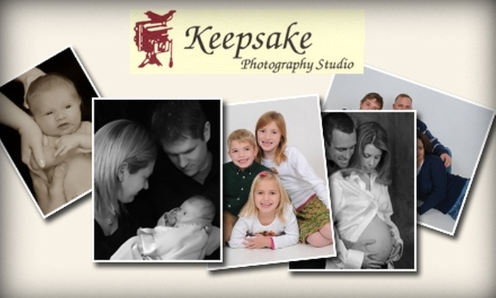 Keepsake Photography - Mount Lookout: $29 In-Studio Session and 11x14 Photo at Keepsake Photography