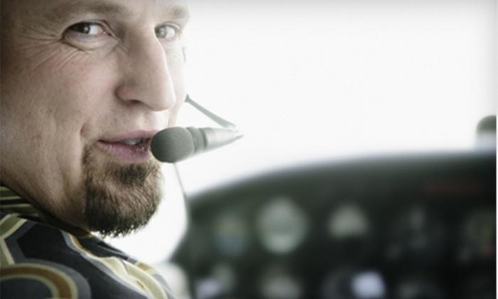 Ferguson Aviation Academy - Southwest Pensacola: Discovery Flight at Ferguson Flight Academy. Two Options Available.