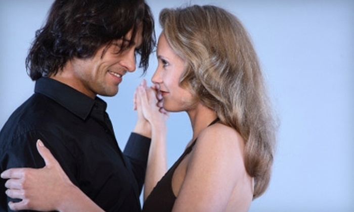 Mousai Studios - New Tacoma: $82 for Three Private 55-Minute Ballroom-Dance Lessons for One or Two at Mousai Studios in Tacoma ($165 Value)