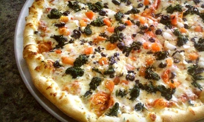 Zeytin Pizza & Pasta - Bon Air: $10 for $20 Worth of Pizza and Italian Fare at Zeytin Pizza & Pasta