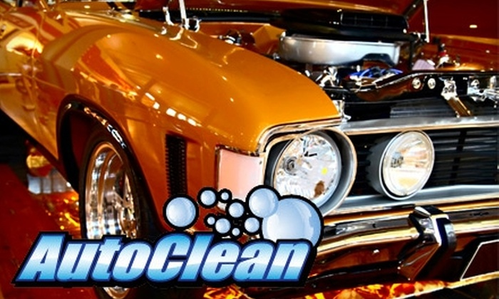 AutoClean - Georgetown: $49 for Custom Vehicle Detail and Full Carpet Shampoo at AutoClean ($148 Value)