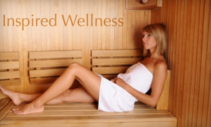 Inspired Wellness - Birmingham: $30 for 10 Sessions in a Detoxification/Far Infrared Sauna at Inspired Wellness ($160 Value)