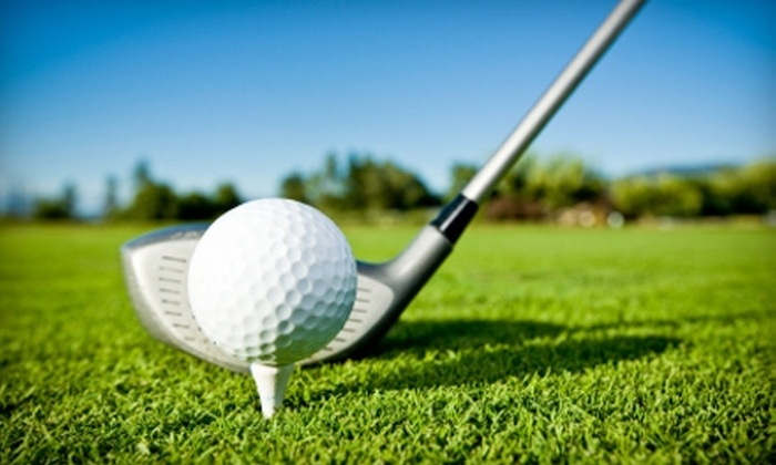 Frank Govern Memorial Golf Course - Evanston: $39 for Four Rounds of Golf at Frank Govern Memorial Golf Course in Evanston (Up to $100 Value)