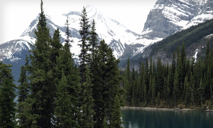 Canadian Rockies Tour - INTL: 11-Day Tour of Canada and the Rockies for One Traveler Aged 18–35 from Contiki Vacations with Accommodations and Transportation