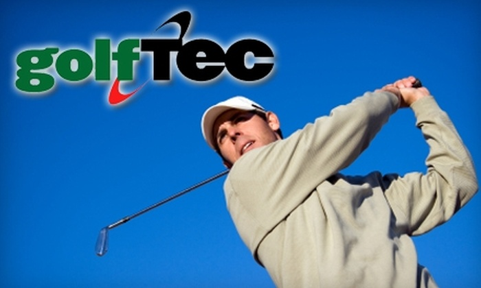 GolfTEC - Cranston: $45 for 60-Minute Swing Analysis and Diagnosis at GolfTEC ($165 Value)