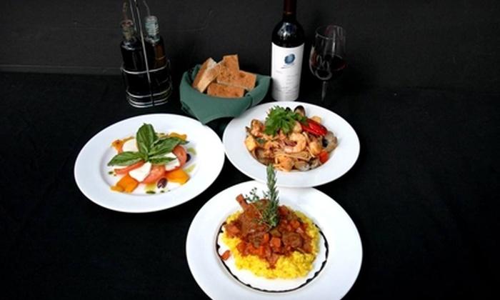 Cucina Italiana - San Diego: $15 for $30 Worth of Italian Fare and Drinks at Cucina Italiana