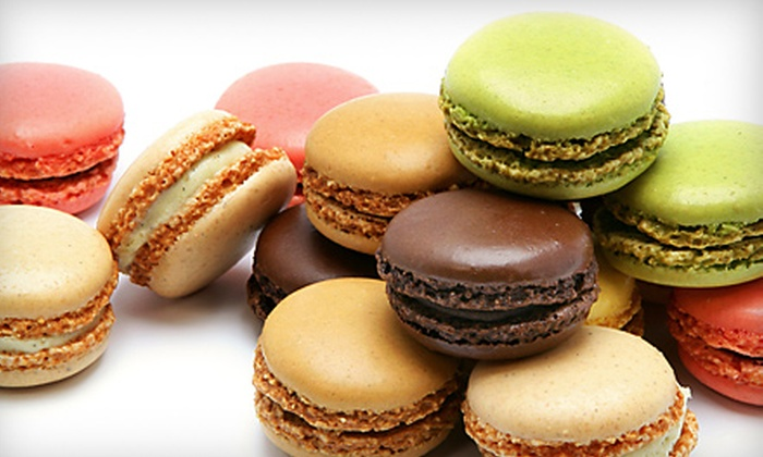 Lulu's Bakery - Northfield Business Center: One or Two Dozen Macarons at Lulu's Bakery in Roswell