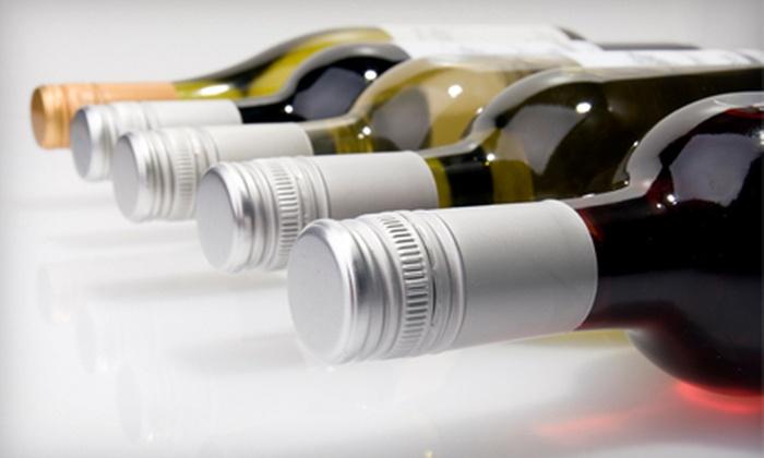 Tangled Oaks Winery - Grandin: Wine Package for Two or Wine and Merchandise at Tangled Oaks Winery in Grandin