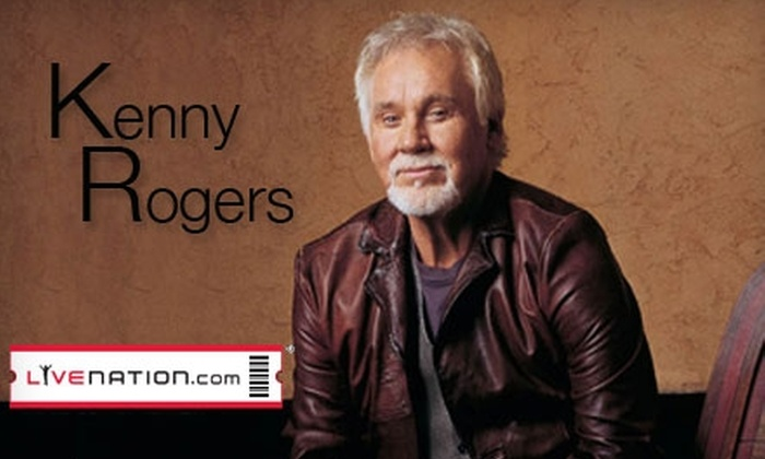 Live Nation - Downtown Phoenix: $53 for Two Reserved Tickets to Kenny Rogers at Comerica Theatre (Formerly Dodge Theatre) on Thursday, October 14 ($131.90 Value)