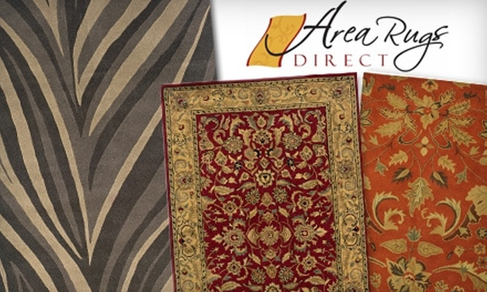 Area Rugs Direct - Tampa Bay Area: $99 for $350 Worth of Area Rugs from Area Rugs Direct