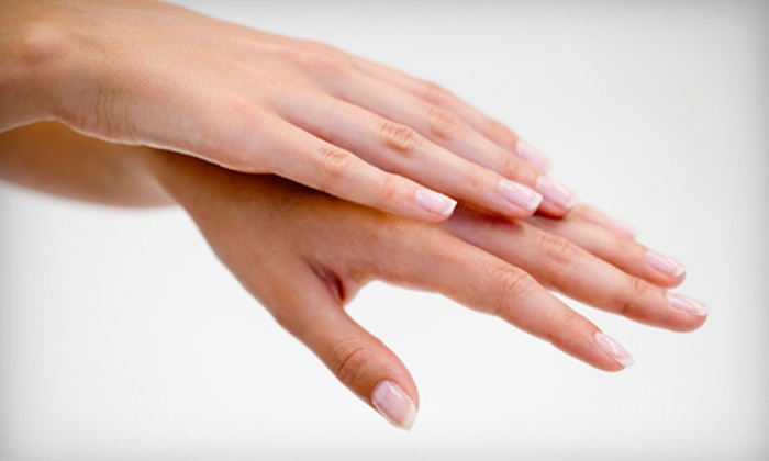 DuBunnes Salon & Spa - Eugene: One, Three, or Five Gel-Polish Manicures from Beth Counts at DuBunnes Salon & Spa