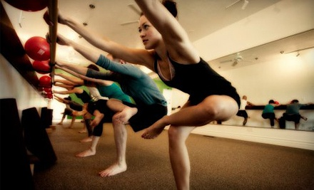 5 BarrEvolution Classes (a $90 value) - 9th & 9th Pilates in Salt Lake City