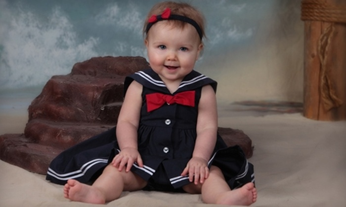 """M. C. Kinney Photography - Downtown Appleton: $30 for One Child's Photography Session and an 8""""x10"""" Print at M. C. Kinney Photography"""