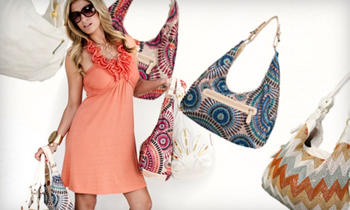 Flying Lizard Boutique - The Villas: $30 for $60 Worth of Designer Handbags and Accessories at Flying Lizard Boutique