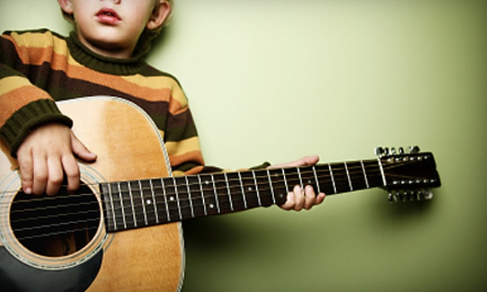 Falls River Music - North Raleigh: $29 for Four Private Music Lessons at Falls River Music ($96 Value)