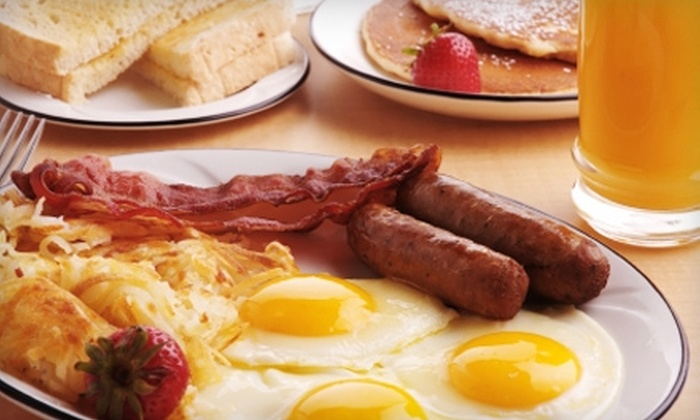 Doo Wop Diner - Northside: $10 for $20 Worth of Classic American Fare at Doo Wop Diner on Amelia Island