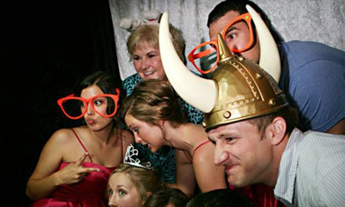 Say Cheez Photo Booth - Knoxville: $250 for a Two-Hour Photo-Booth Rental from Say Cheez Photo Booth