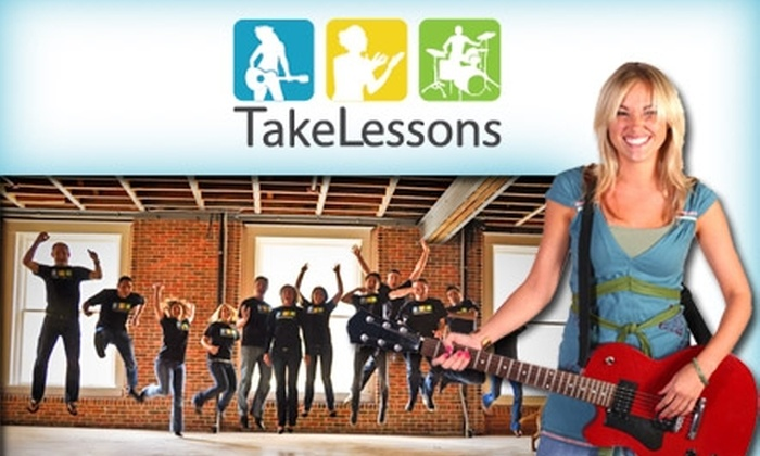 TakeLessons - St Louis: $45 for 3 Half-Hour Music or Singing Lessons from TakeLessons