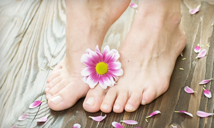 New York Foot Expert - Multiple Locations: Podiatric Exam or Laser Toenail-Fungus Removal at New York Foot Expert (Up to 79% Off)