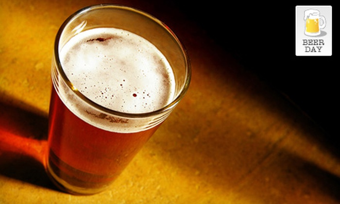 Coalition Brewing Co. - Buckman: $5 for $10 Worth of Pub Fare and Craft Beer at Coalition Brewing Co.