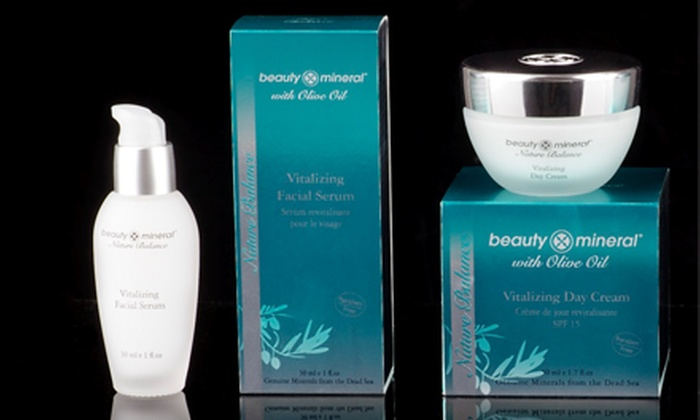 Beauty Mineral Canada: Skincare Product Kit from Beauty Mineral Canada (Half Off). Two Options Available.