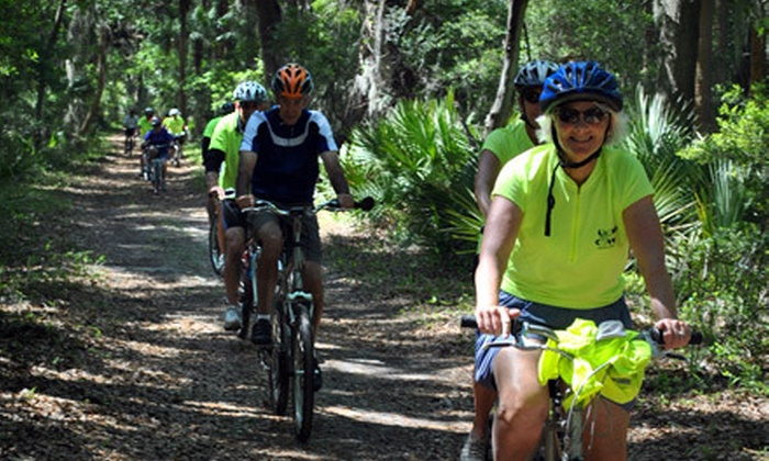 Water Dog Outfitters - Hilton Head Island: Hiking Tour or Bike Tour for Two, Four, or Six from Water Dog Outfitters in Hilton Head Island (Up to 58% Off)