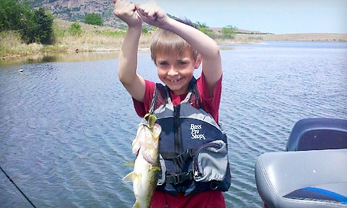 Fish Strong Guide Service - Ardmore: Half-Day Guided Fishing Tours from Fish Strong Guide Service in Ardmore. Four Options Available.