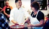 Cooking Skills Academy - Design First Studio: Pizza-Making Class for One or Two, or Class for Four with Take-Home Knife at Cooking Skills Academy (Up to 64% Off)