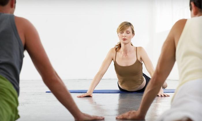 Paiva Ayurveda Yoga Spa - Downingtown: Five- or 10-Class Yoga Punch Card at Paiva Ayurveda Yoga Spa in Downingtown