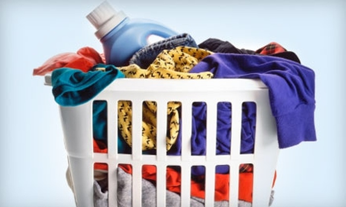 Village Laundromat - Upper Christiana: $25 for Laundry Pick-Up, Wash, and Delivery of Up to 50 Pounds at Village Laundromat