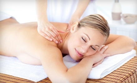 The Sanctuary at Cedar Creek: A 60-Minute Deep Tissue Massage - The Sanctuary at Cedar Creek in Fayetteville